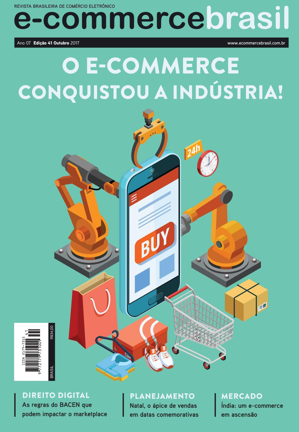 ee5b772f4 O e-commerce conquistou a indústria! by E-Commerce Brasil - issuu