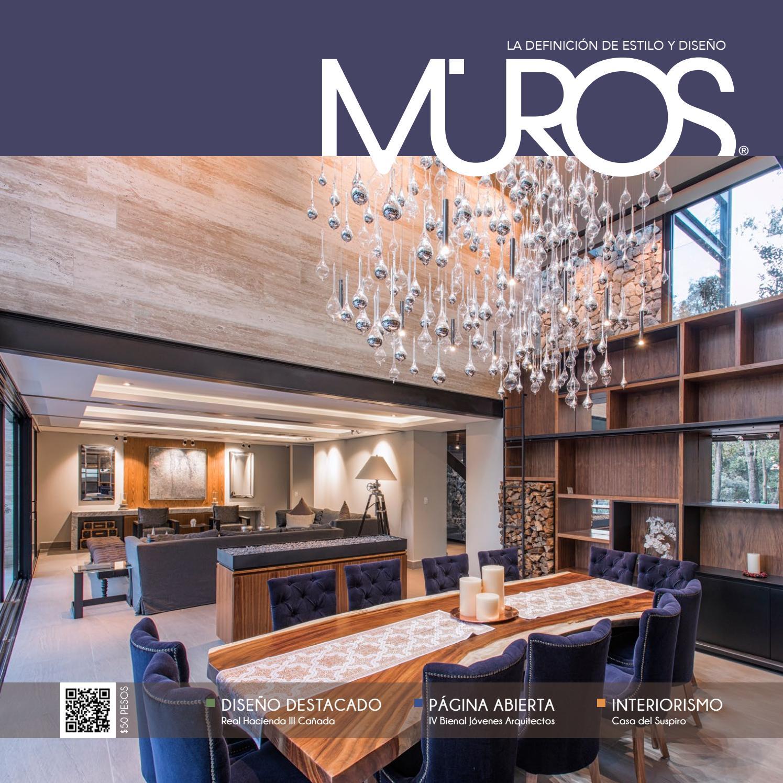 Edici n 31 revista muros la definici n de estilo y for Paginas de interiorismo