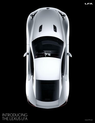 Lexus LFA By Mundomotorweb   Issuu