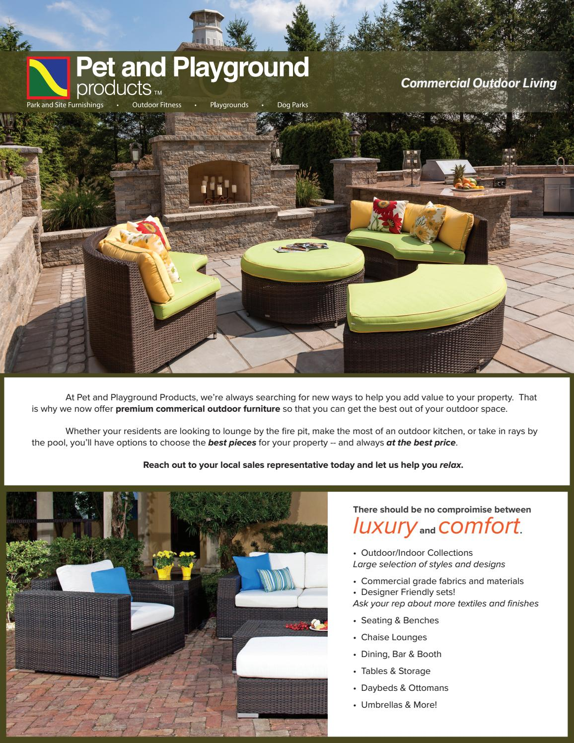 Peachy Pnp Outdoor Furniture One Sheet By Pet And Playground Beatyapartments Chair Design Images Beatyapartmentscom