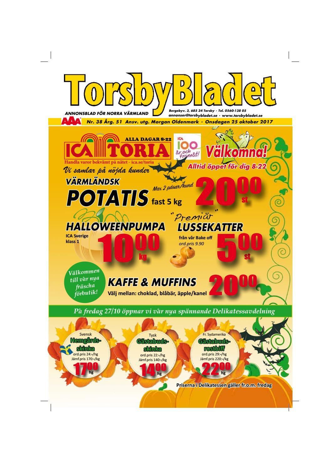 v-12 by Torsbybladet - issuu