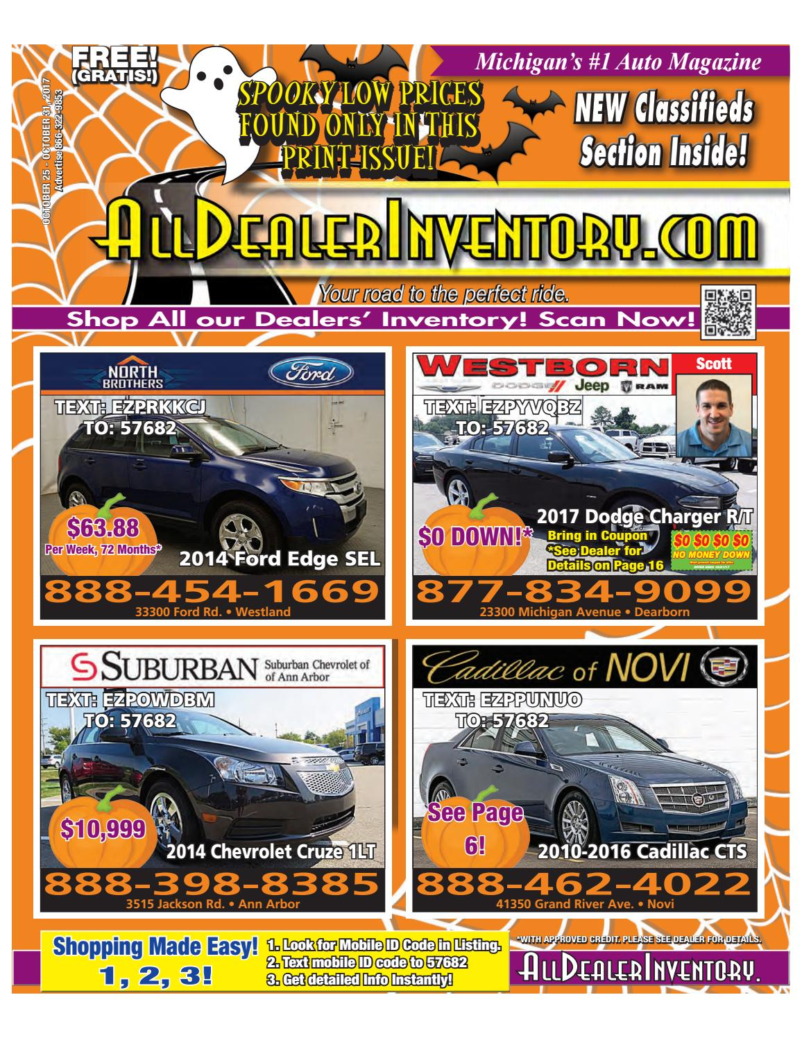 No Money Down Car Dealers >> All Dealer Inventory S October 25th Edition Shop The Best