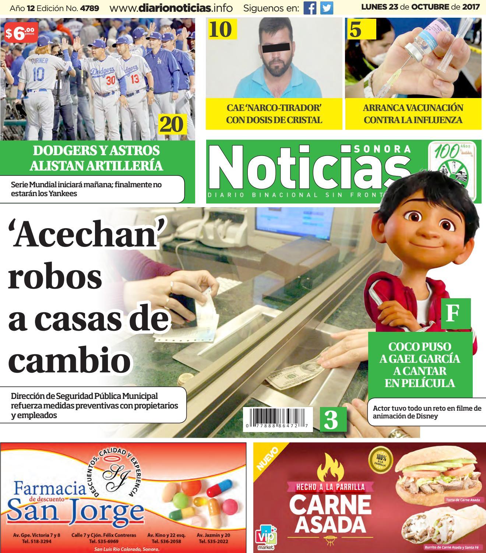 9e51db81 Diario Noticias by Editora Regional de Noticias S de RL - issuu
