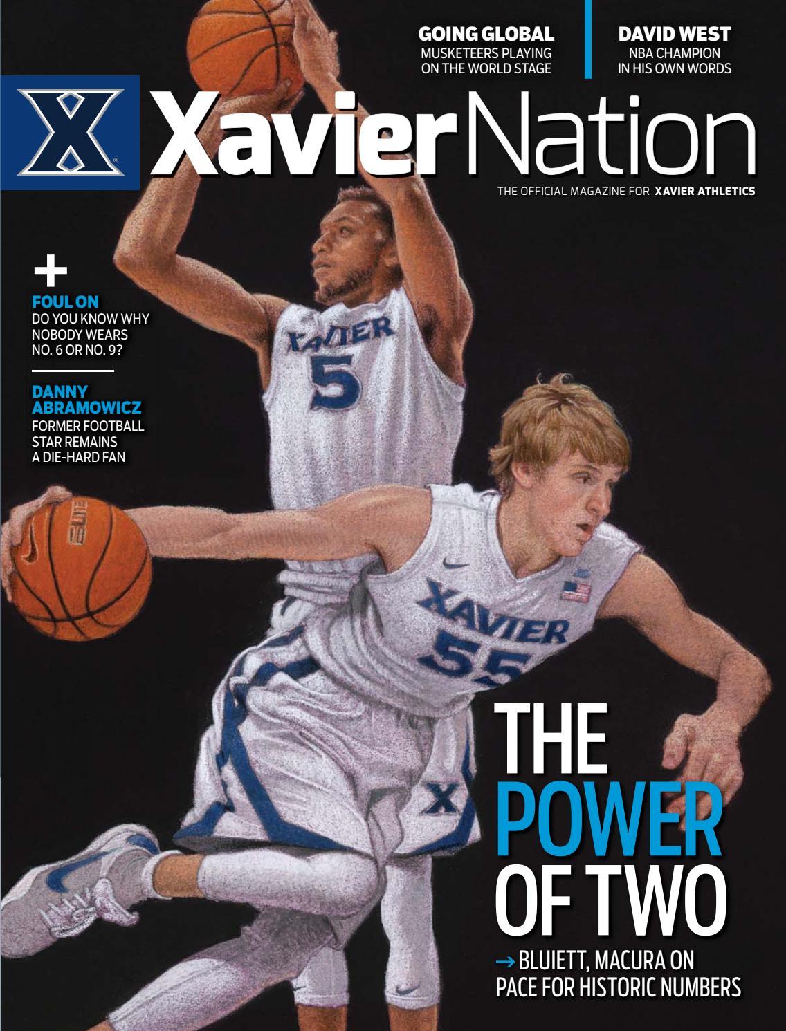 24931d3f Xavier Nation Fall 2017 by Cincinnati Magazine - issuu
