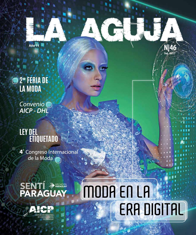 Revista la aguja nro 46 by Agencia GO! Motor de Marcas - issuu 4435d0c30b3