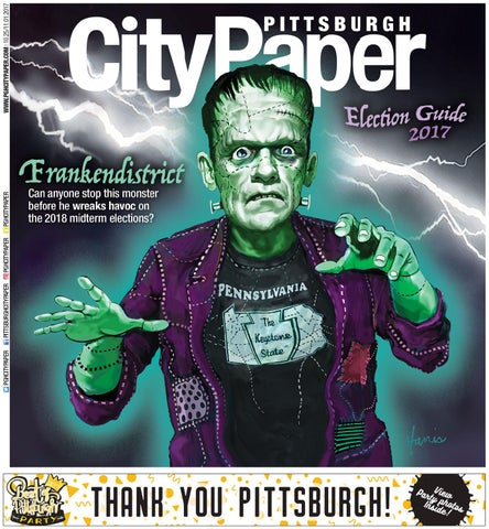 Election Guide 2017 Pittsburgh City Paper By Pittsburgh City Paper