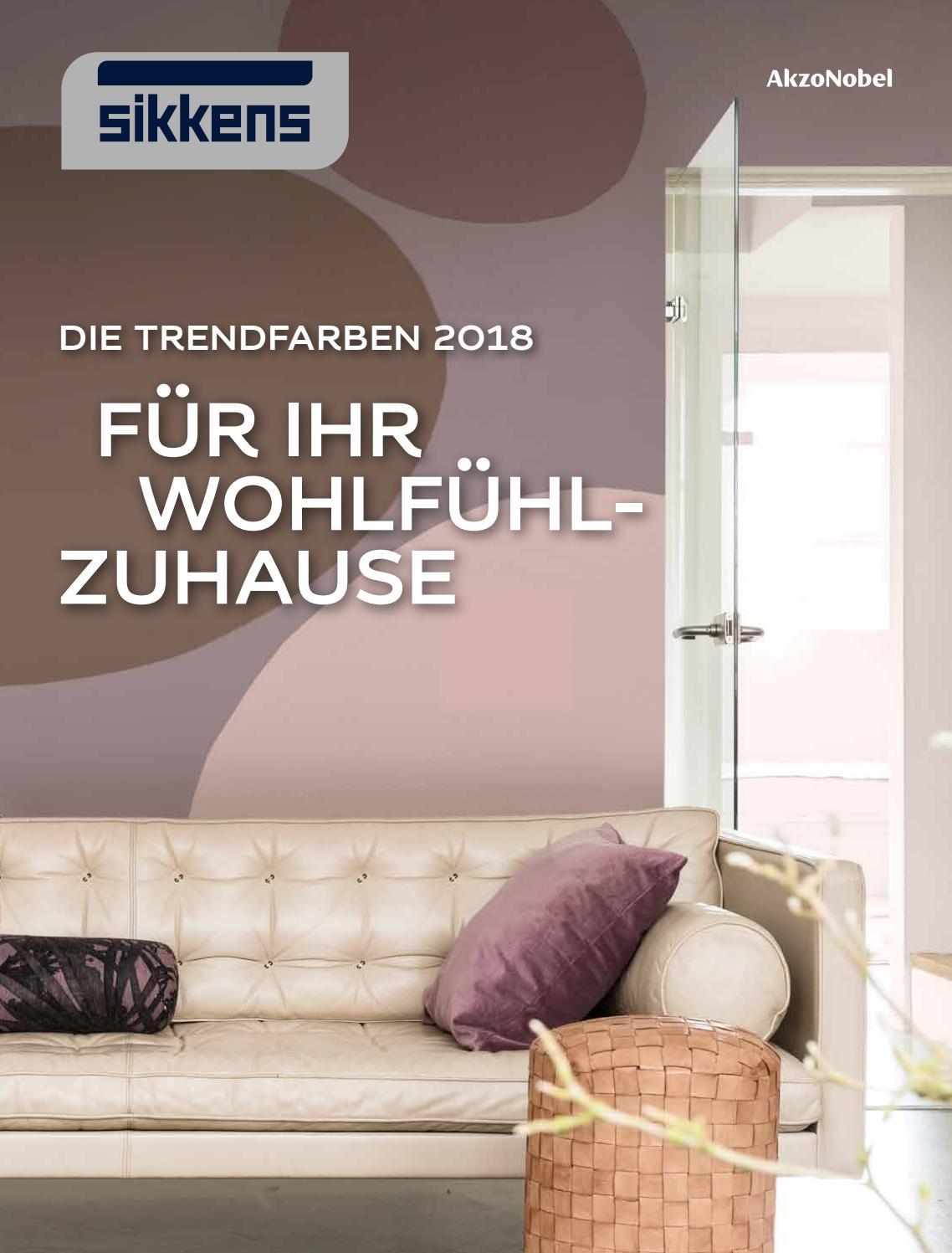 Wandgestaltung Wohnzimmer 20 Attraktive Ideen Für Stilvolles Farben ...