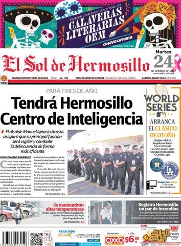c6f6edddad89 Martes cambio by El Sol de Hermosillo - issuu