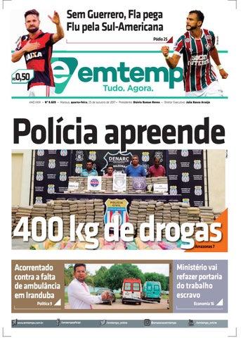 Em tempo 25 de Outubro de 2017 by Amazonas Em Tempo - issuu aa7e25a07ac2a