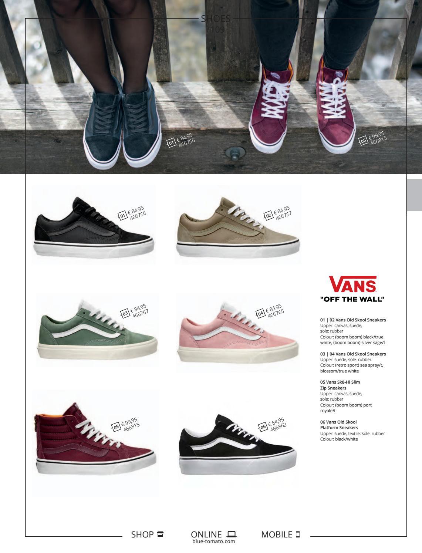 Vans Old Skool Sneakers bei Blue Tomato kaufen