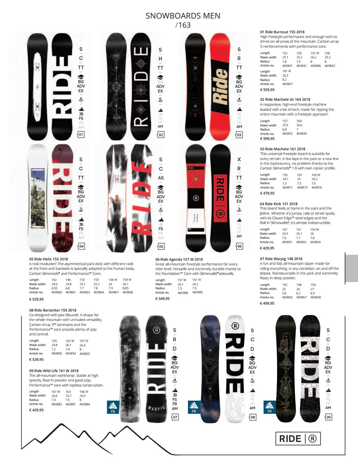31b8d4d14a32 Blue Tomato Snowboard Catalogue 2017 18 by Blue Tomato - issuu