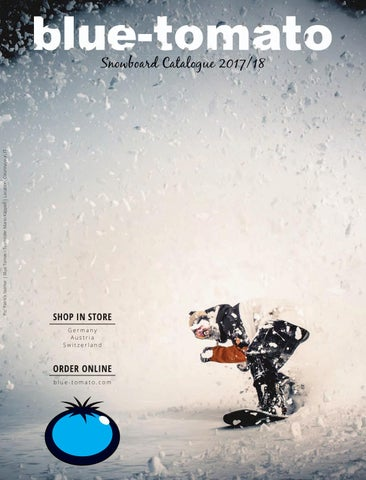 0b803c1b660 Blue Tomato Snowboard Catalogue 2017 18 by Blue Tomato - issuu