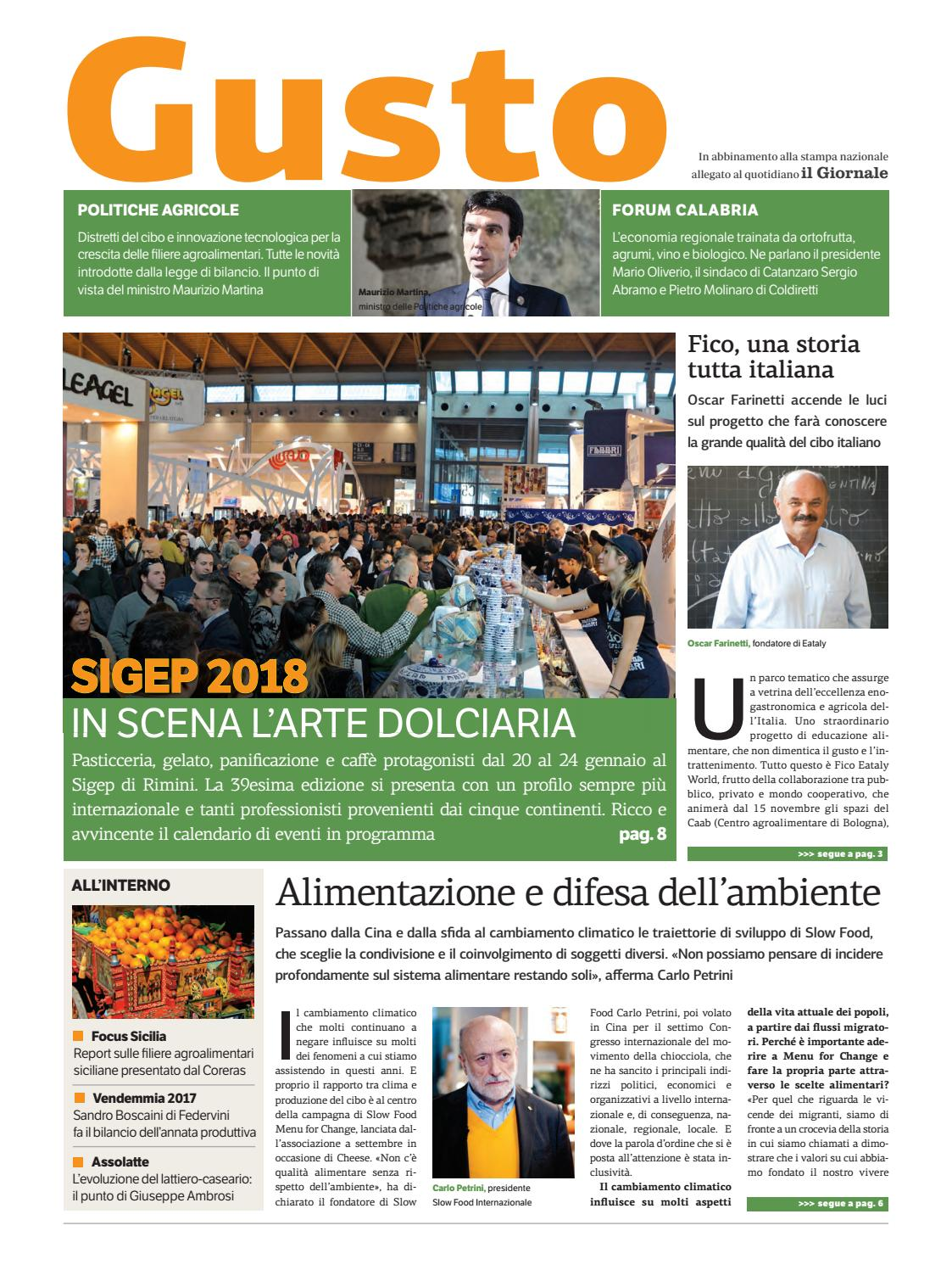 Gusto-Ott 2017-2EDIZ by Golfarelli Editore International Group - issuu c7d9555a2476