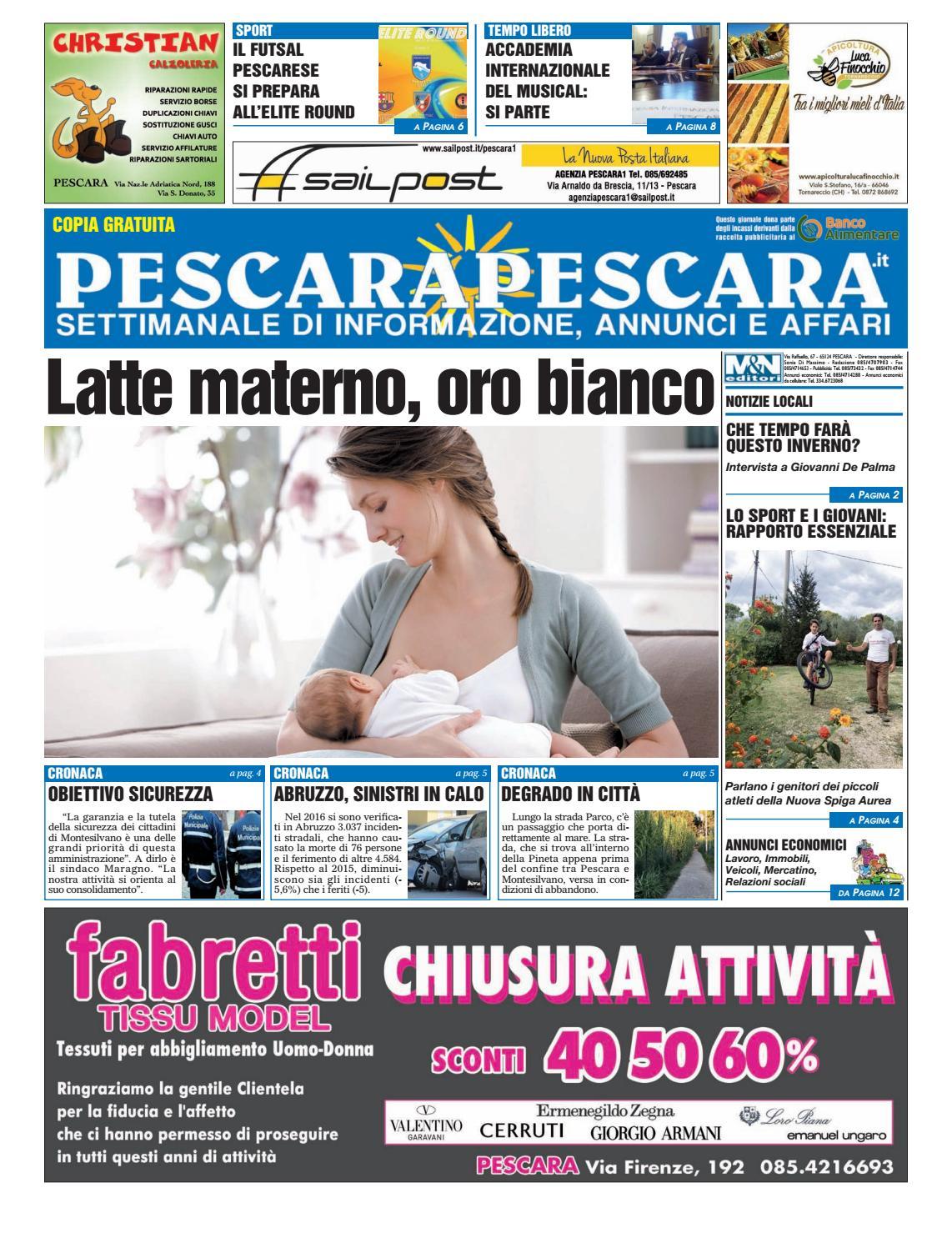 Pescarapescara N 41 Del 25 10 2017 By Pescarapescara Issuu