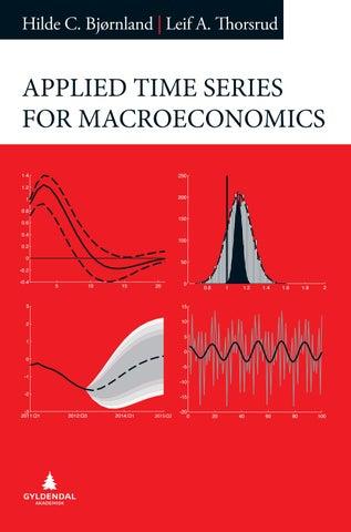 Bjørnland, Thorsrud - Applied time series for macroeconomics