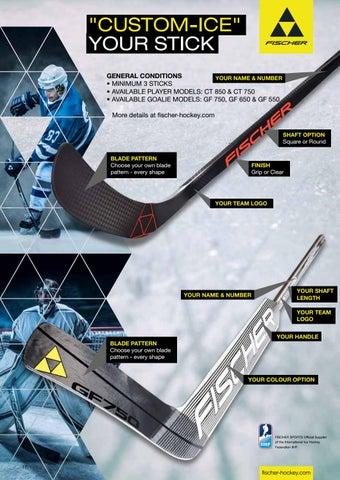 Minimum Gmbh workbook hockey 17 18 by fischer sports gmbh issuu