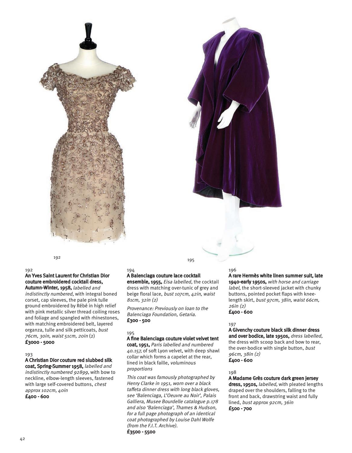 224fd02e78ceb Kerry Taylor Auctions by Jamm Design Ltd - issuu
