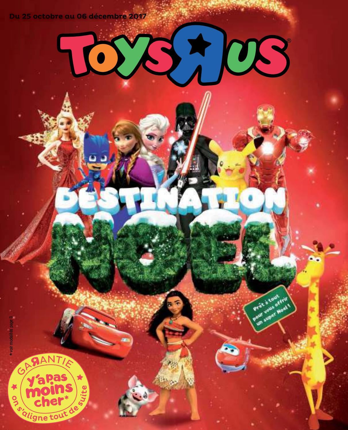 Catalogue jeux et jouets Noël 2017 Toys\'R\'Us by Yvernault - issuu