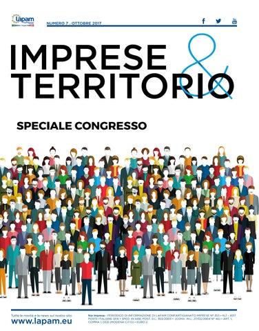 a440fa7f00 Speciale congresso by Lapam Confartigianato - issuu