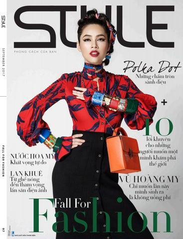 Style   Sep - Oct 2017 by Chau Bach Media - issuu f95fe72e4d