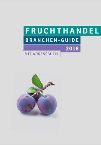 FRUCHTHANDEL Branchen-Guide 2018 by Fruchthandel Magazin - issuu 7603f000030