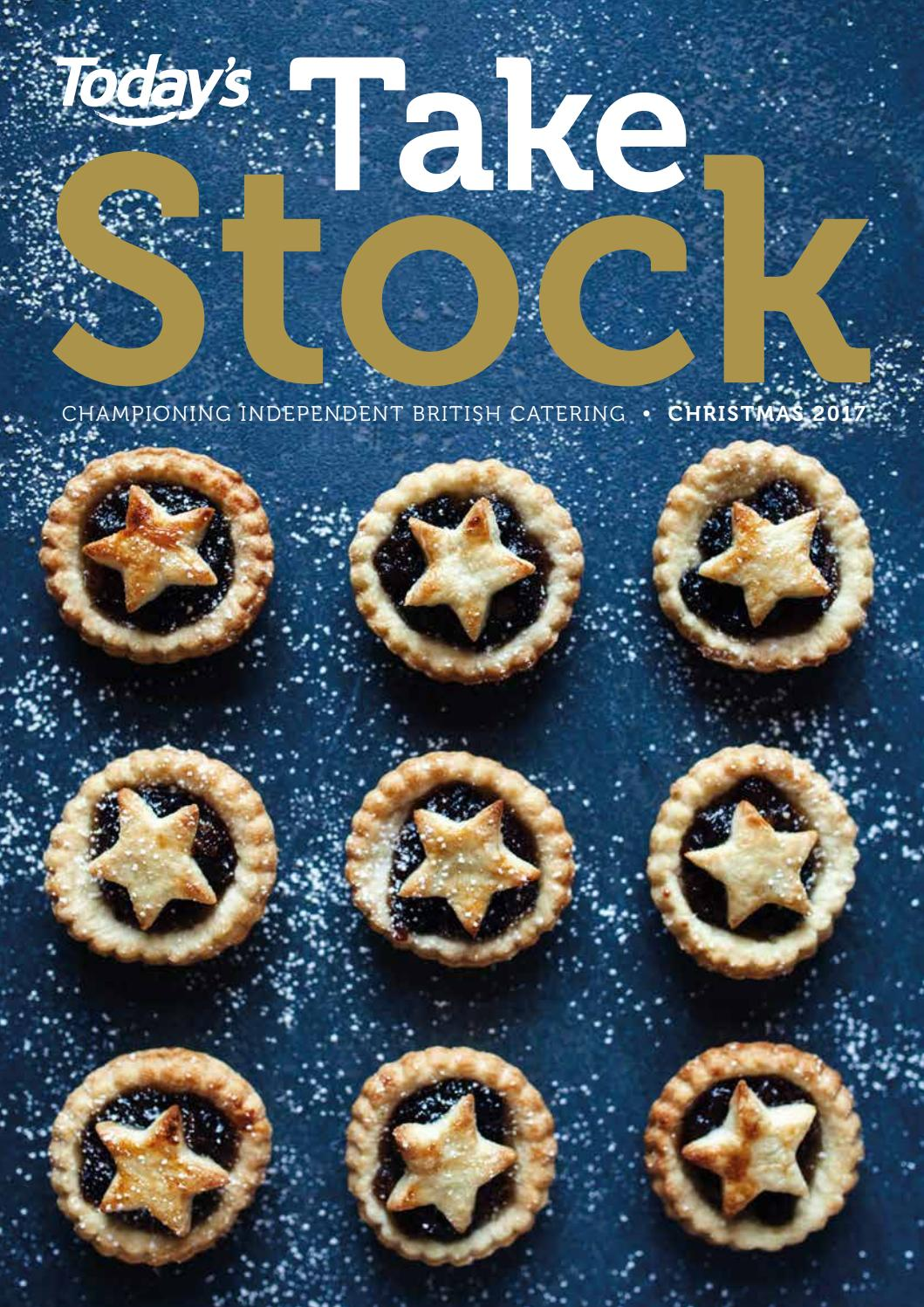 Take Stock Magazine   Christmas 20 by the fabl   issuu