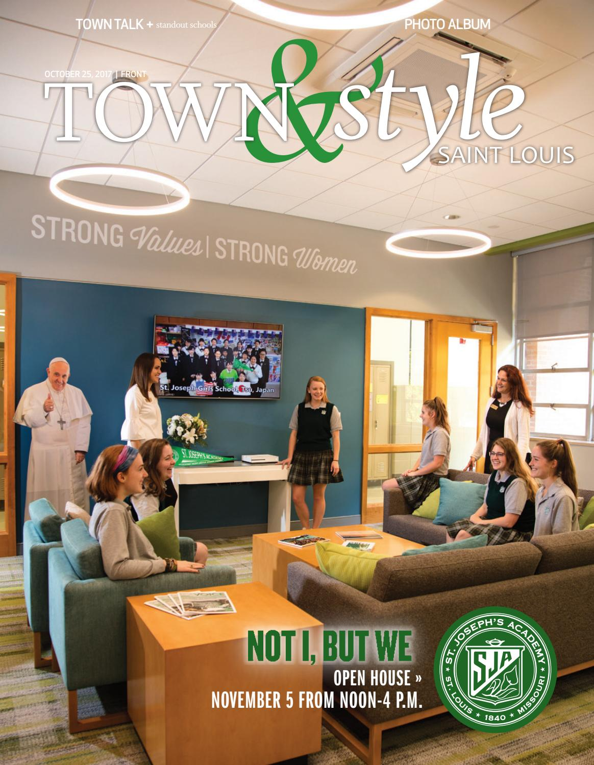 362cc264322435 Town   Style 10.25.17 by St. Louis Town   Style - issuu