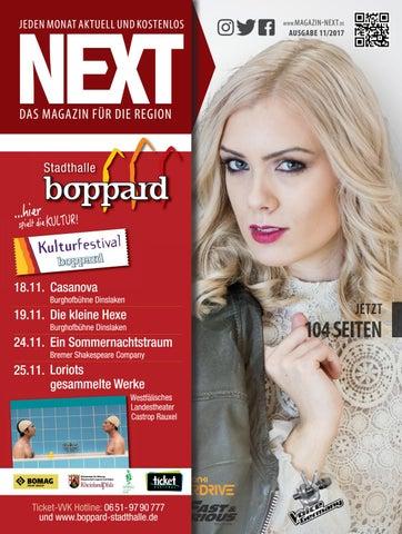 201711 Magazin Next Koblenz By Werbeagentur Blick Fang Issuu