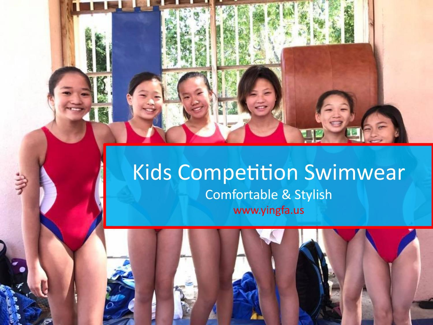 2657937a2a Kids Competition Swimwear Online by Yingfa Swimwear USA Inc. - issuu