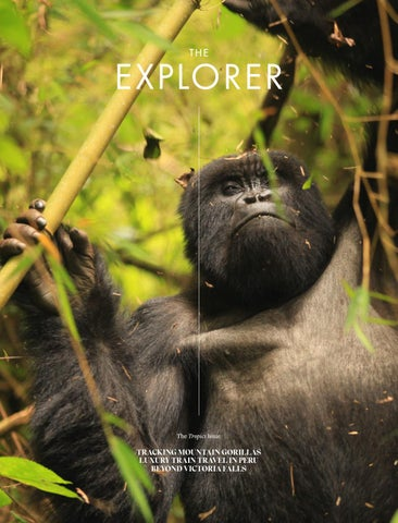 The Explorer - 09: The TROPICS Issue