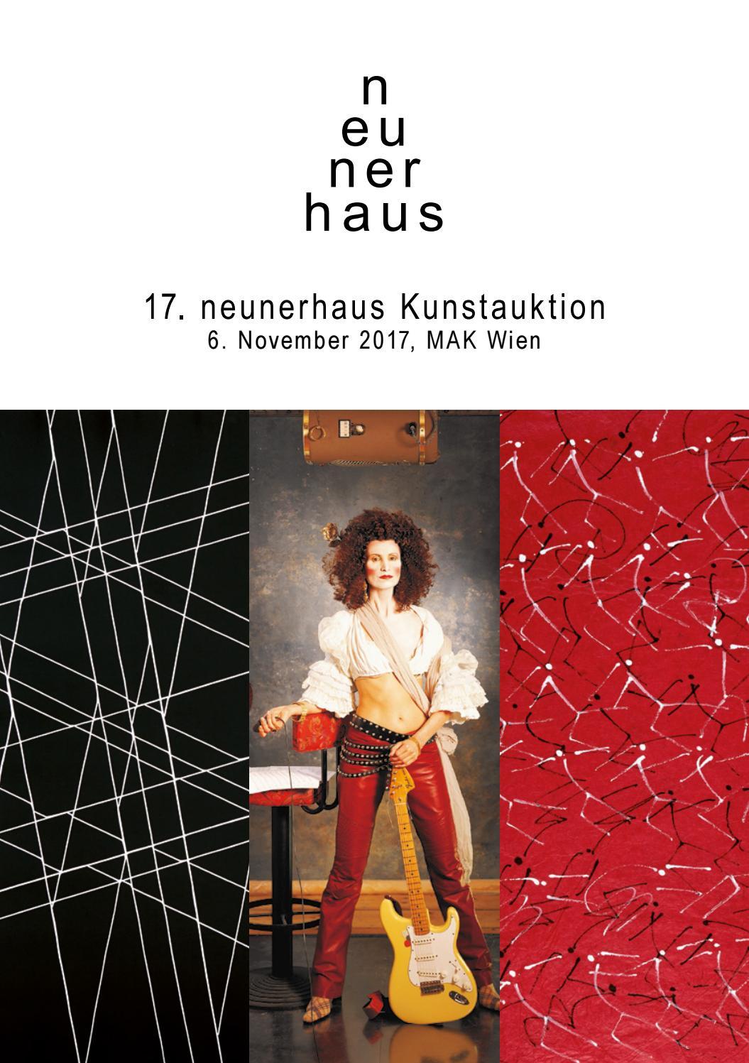 Katalog der 17. neunerhaus Kunstauktion 2017 by neunerhaus - issuu