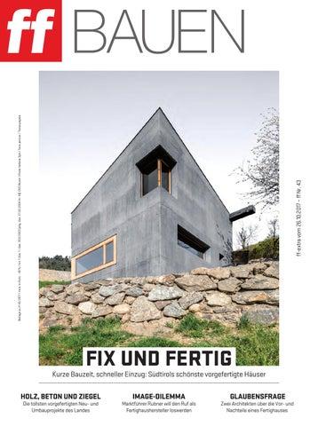 Ff Extra Bauen 43 2017 By FF Media GmbH   Issuu