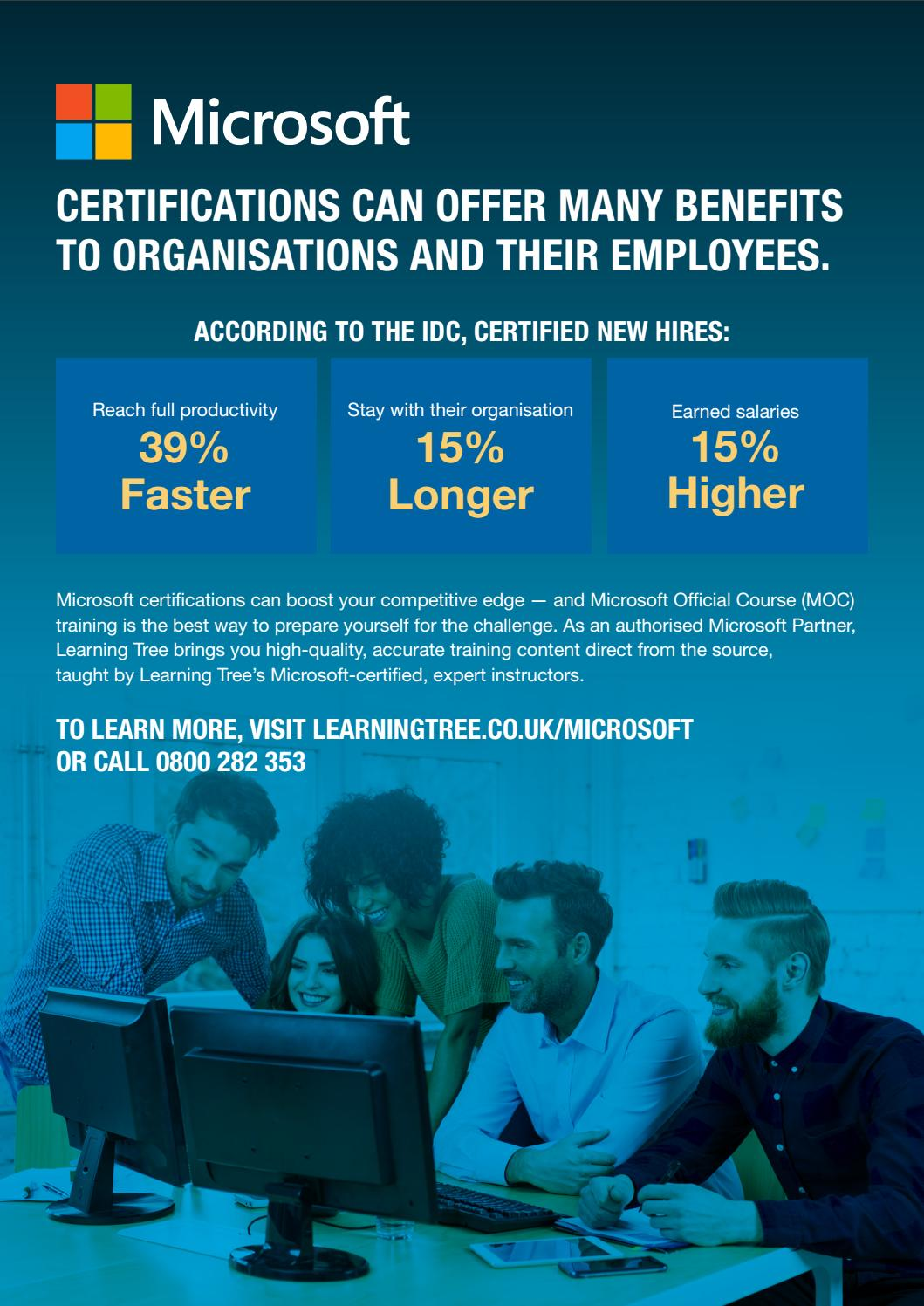 Enhance Your Credentials with Microsoft Official Training ...