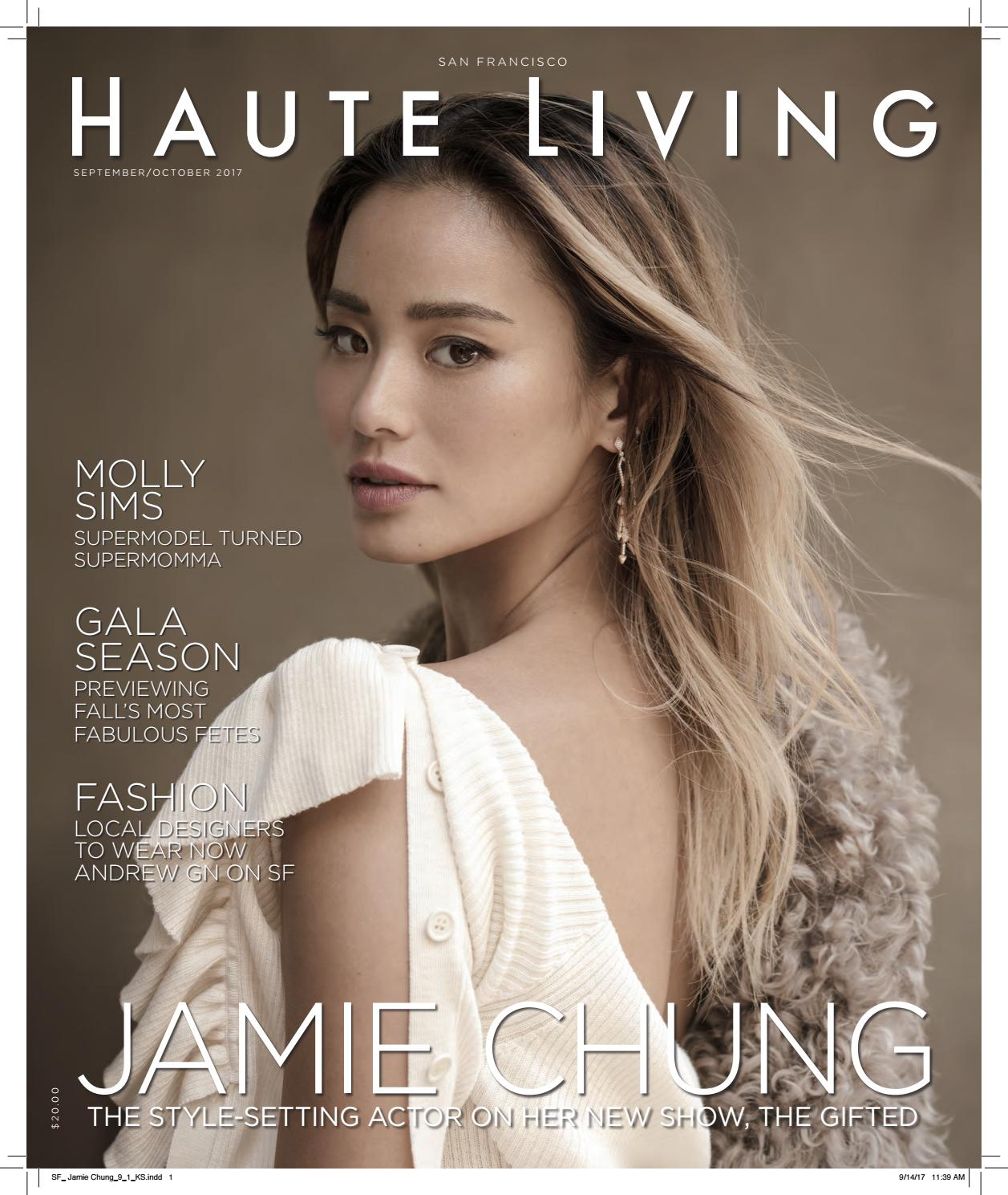 Sf Sept Oct 2017 By Haute Living Issuu