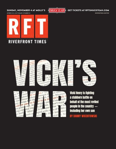 Riverfront Times October 25 2017 By Riverfront Times Issuu