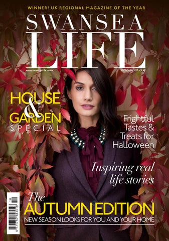 d2207c45b6 Swansea Life October 2017 by Swansea Life - issuu