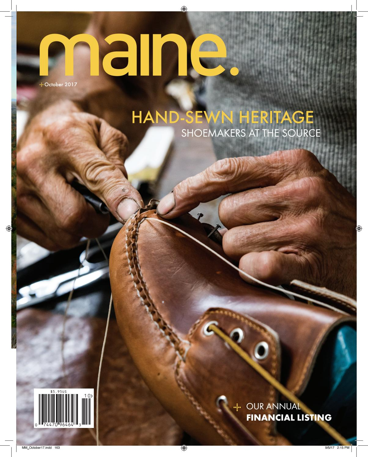 Maine magazine october 2017 by maine magazine issuu for Charlie s motor mall augusta me