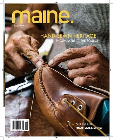 5d99eab1a07 Maine Magazine October 2017 by Maine Magazine - issuu