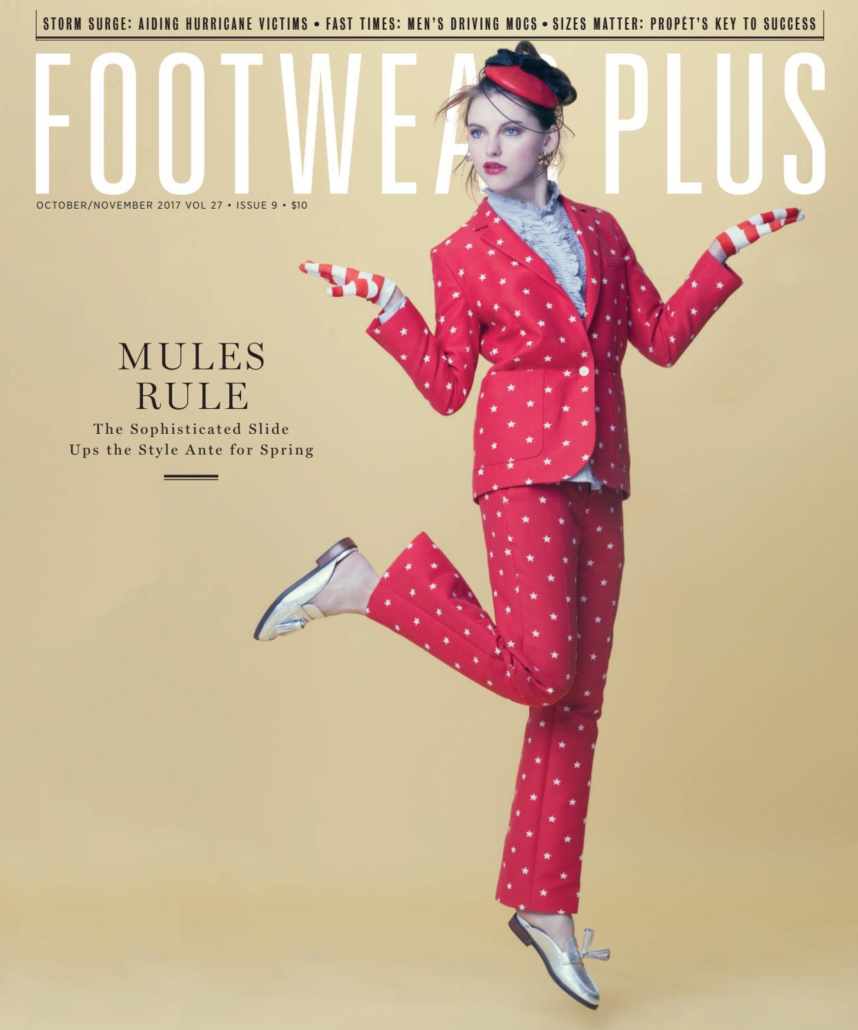 4813599de7000 Footwear Plus | October/November 2017 by 9Threads - issuu