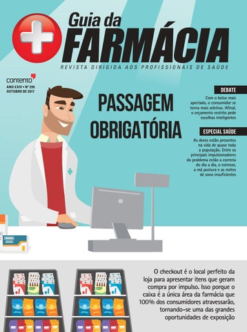 Edição 299 - Passagem obrigatória by Guia da Farmácia - issuu c3e09b87fe
