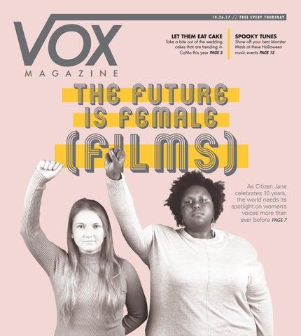 Vox Magazine 10.26.17 by Vox Magazine issuu