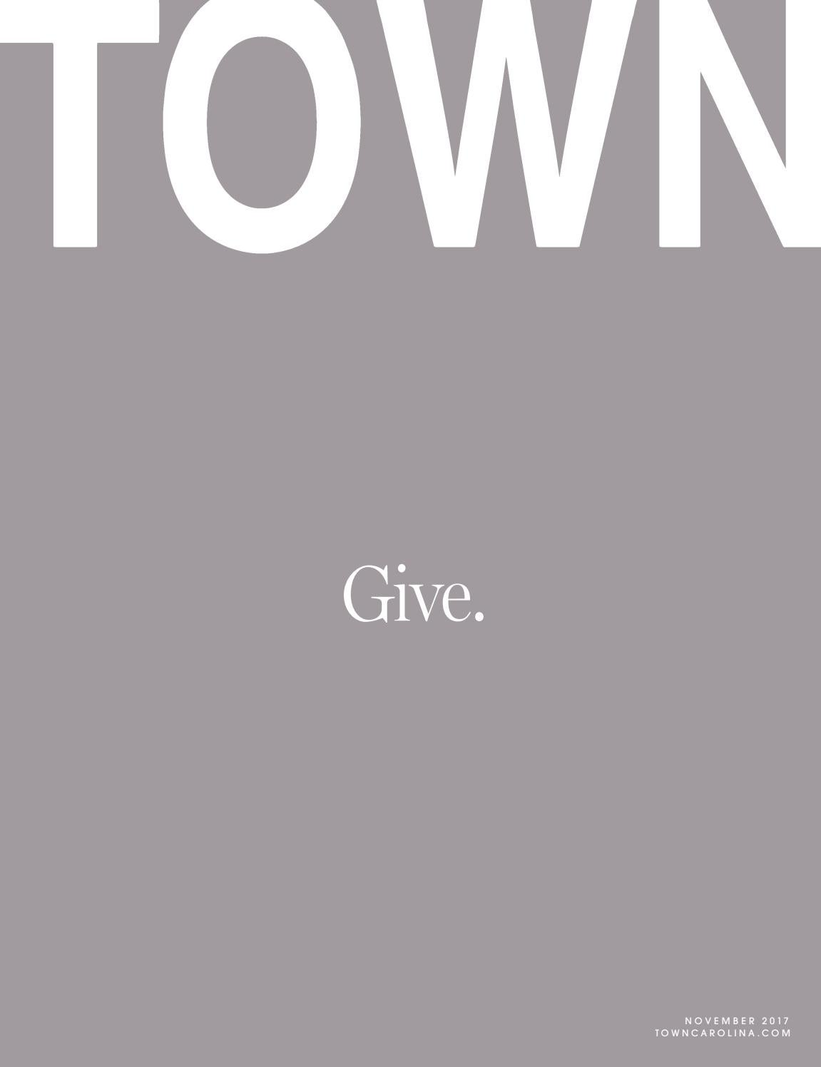TOWN Nov  17 by Community Journals - issuu