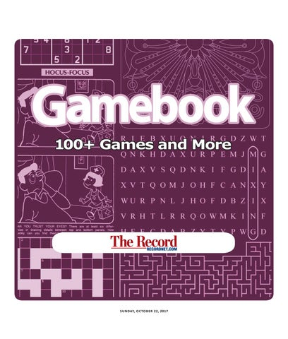 Gamebook 04 2018 by the record specialty publications issuu gamebook october 2017 malvernweather Image collections