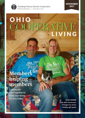 0f5ac9cc7e27 Ohio Cooperative Living - November 2017 - Paulding-Putnam by Ohio ...