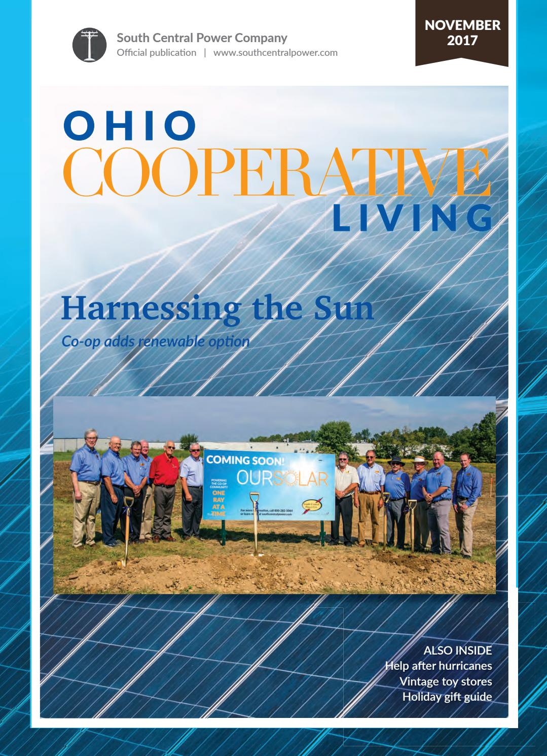 798d642397d Ohio Cooperative Living - November 2017 - South Central by Ohio Cooperative  Living - issuu
