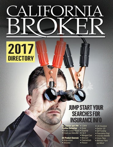 sports shoes 3b826 d2179 California Broker 2017 Directory