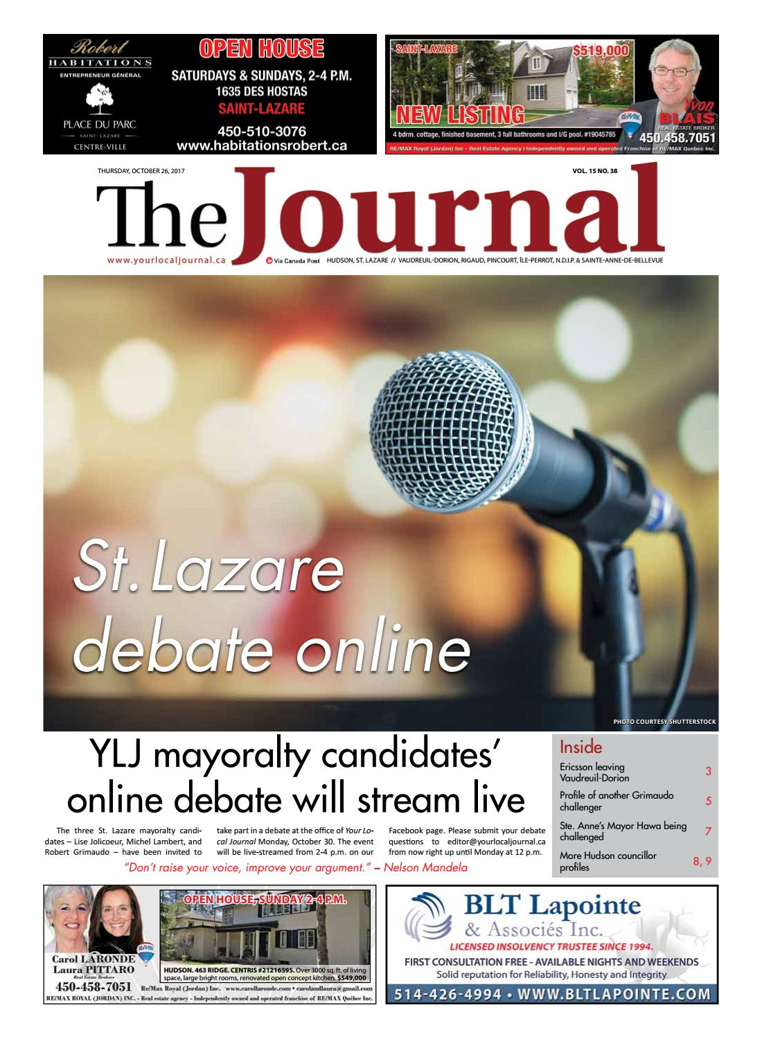 your local journal october 26th 2017 by your local journal issuu