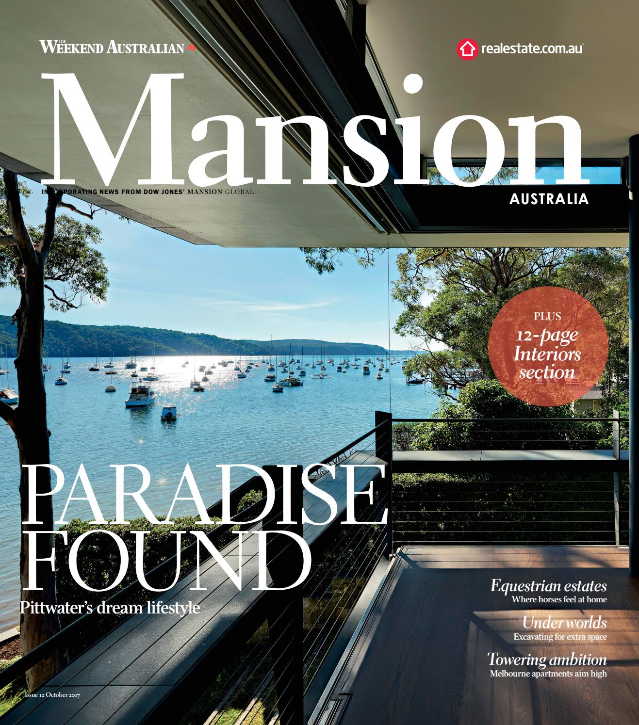 Mansion australia october edition by the australian issuu