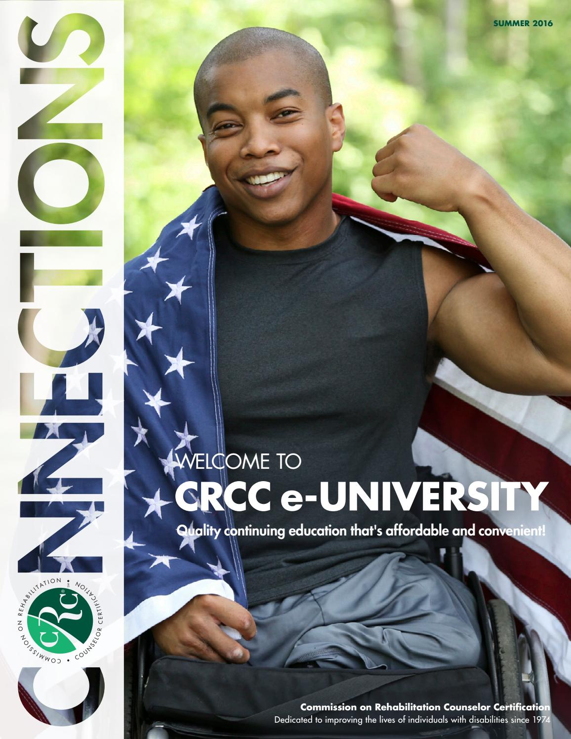 Crcc Connections Summer 2016 By Crcc Issuu