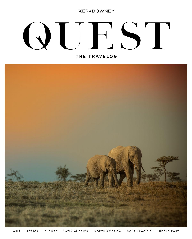 2017 Fall QUEST Magazine by Ker & Downey - issuu